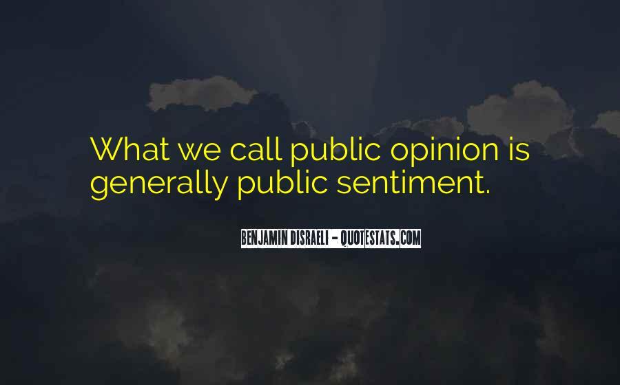 Disraeli Benjamin Quotes #258489