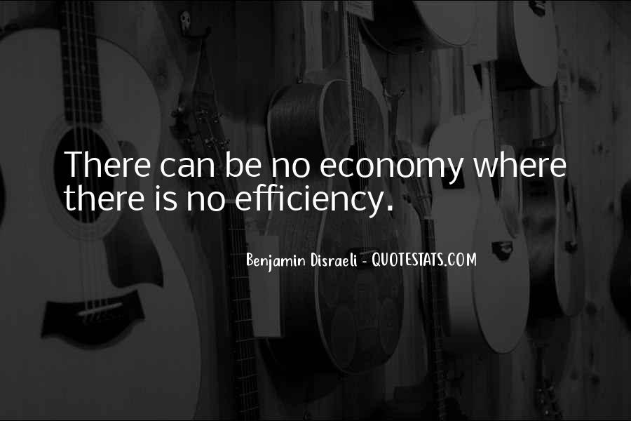 Disraeli Benjamin Quotes #260558