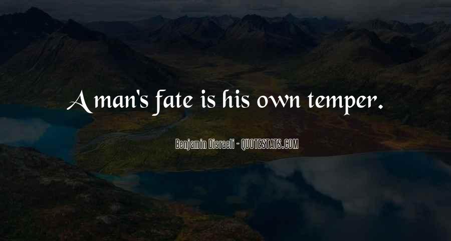 Disraeli Benjamin Quotes #270344