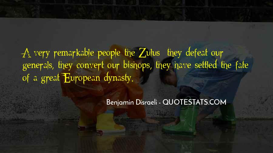 Disraeli Benjamin Quotes #272157
