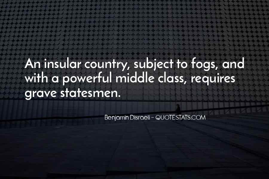 Disraeli Benjamin Quotes #276994