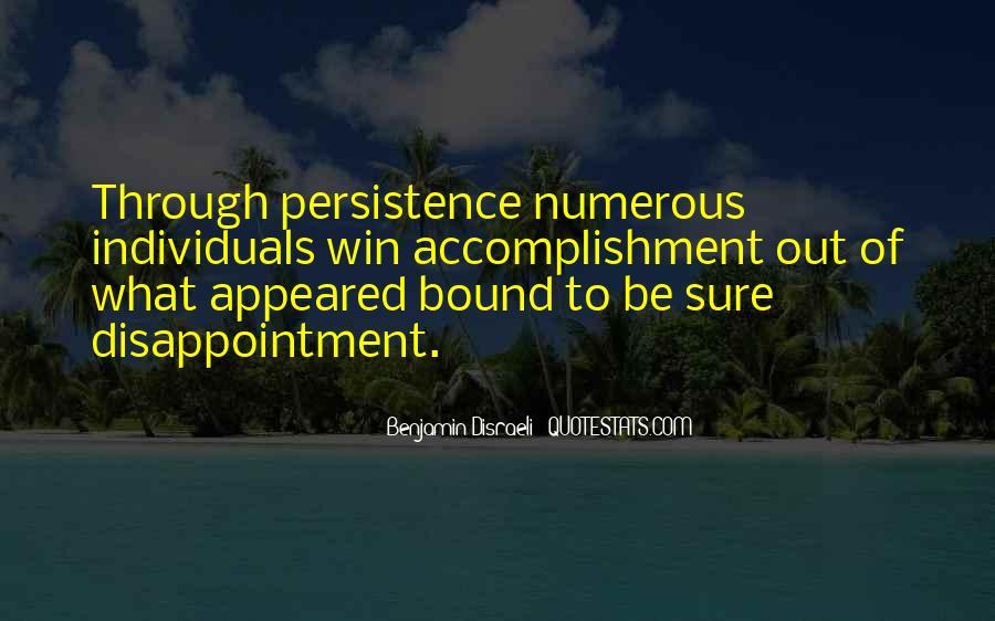 Disraeli Benjamin Quotes #278495