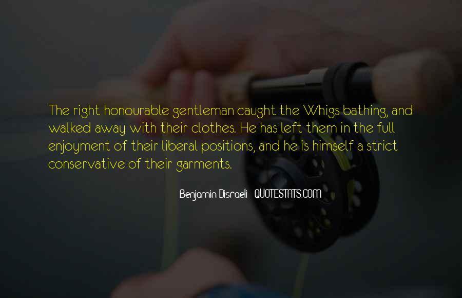 Disraeli Benjamin Quotes #278623