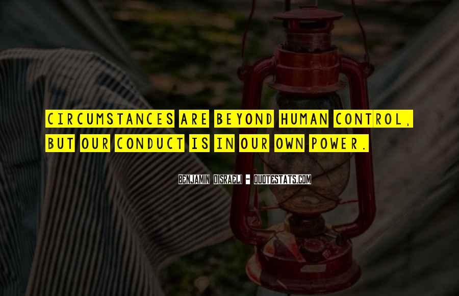 Disraeli Benjamin Quotes #281747