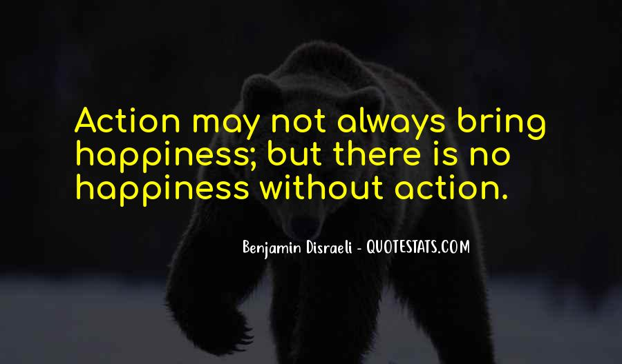 Disraeli Benjamin Quotes #285909