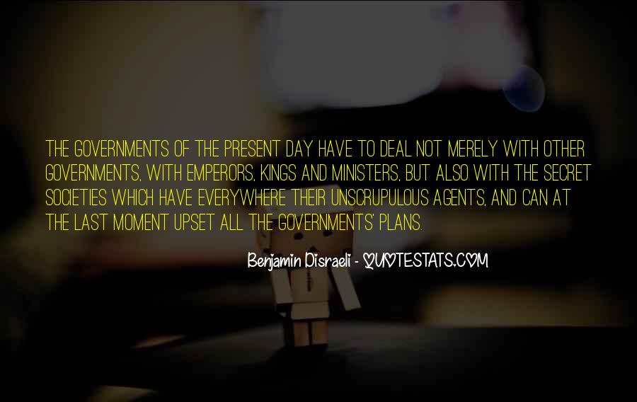 Disraeli Benjamin Quotes #300223