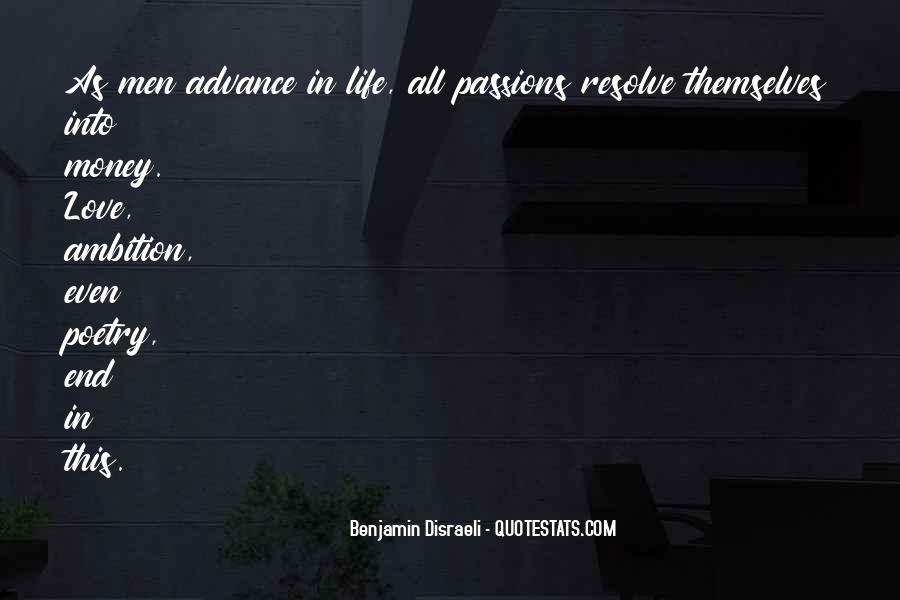 Disraeli Benjamin Quotes #322