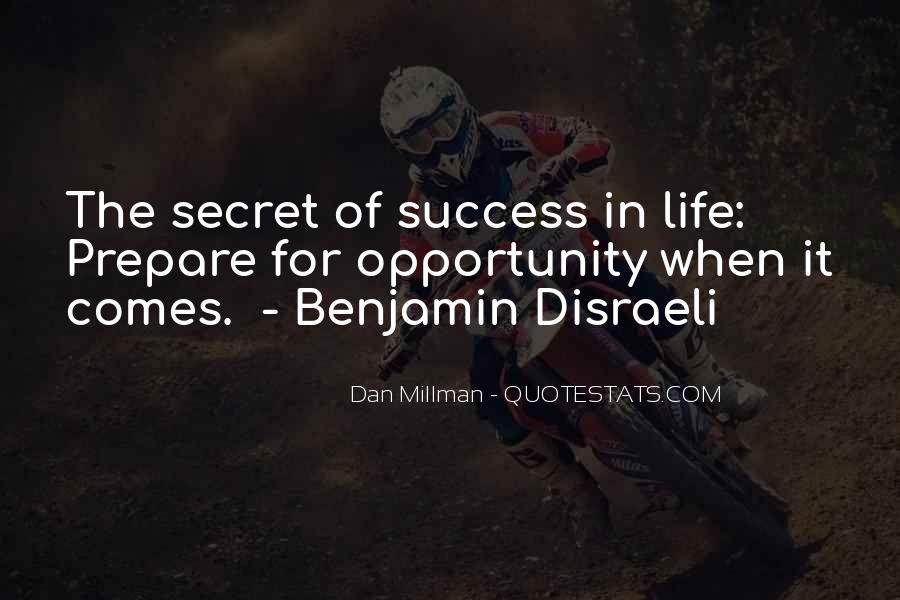 Disraeli Benjamin Quotes #322166