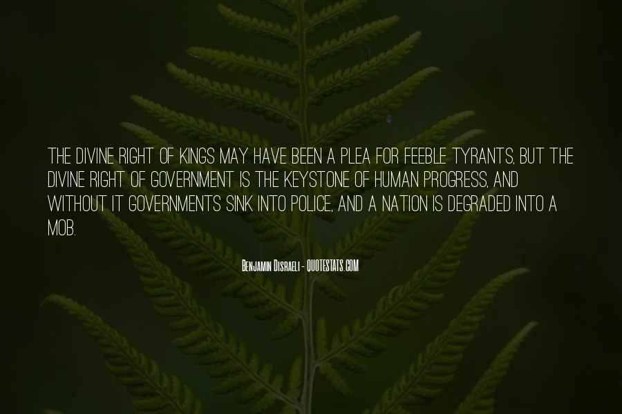 Disraeli Benjamin Quotes #326544