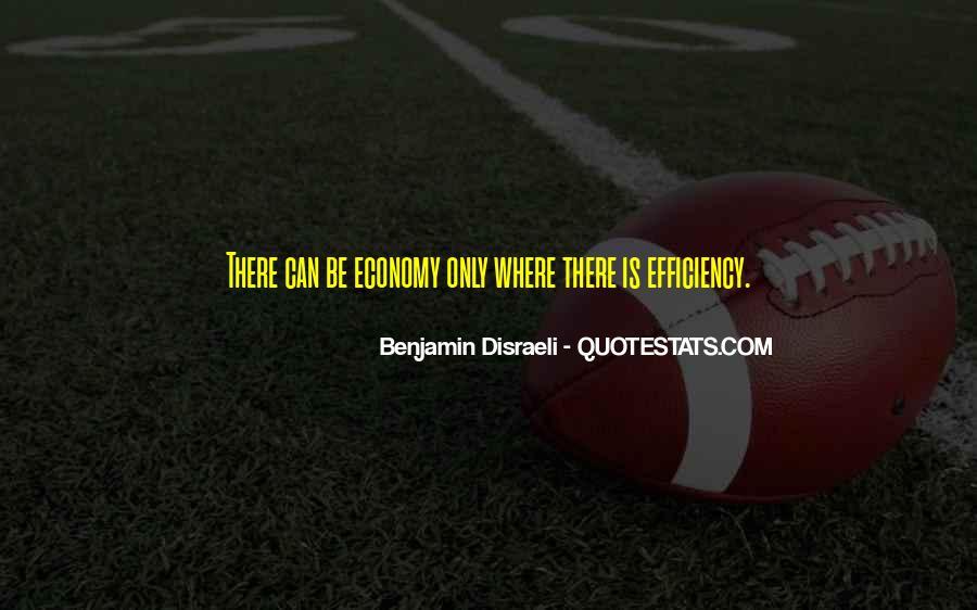 Disraeli Benjamin Quotes #329309