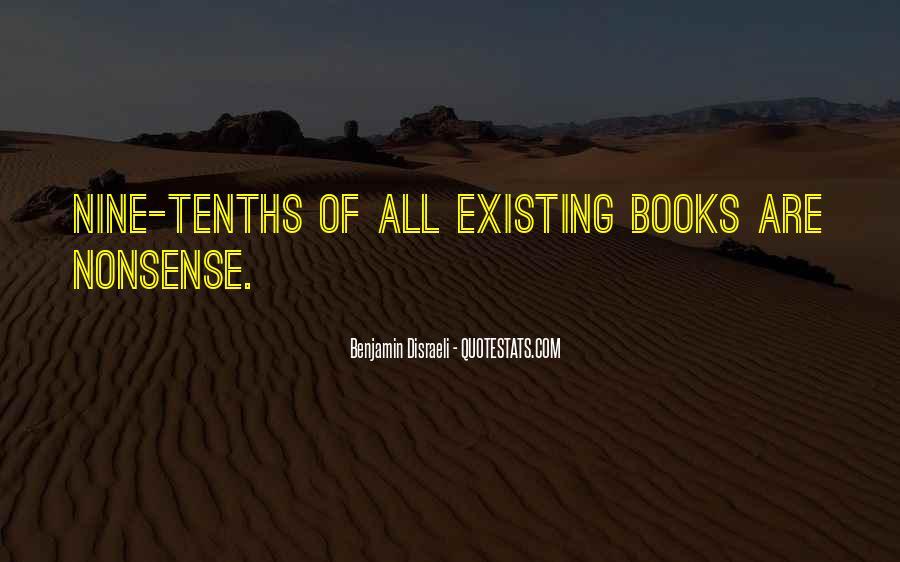 Disraeli Benjamin Quotes #3321