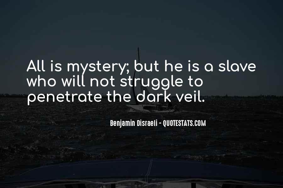 Disraeli Benjamin Quotes #341622