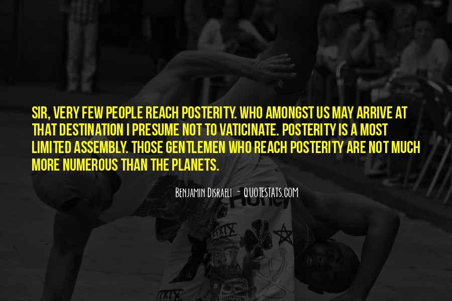 Disraeli Benjamin Quotes #355517