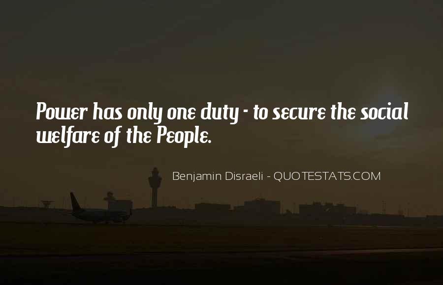Disraeli Benjamin Quotes #365726