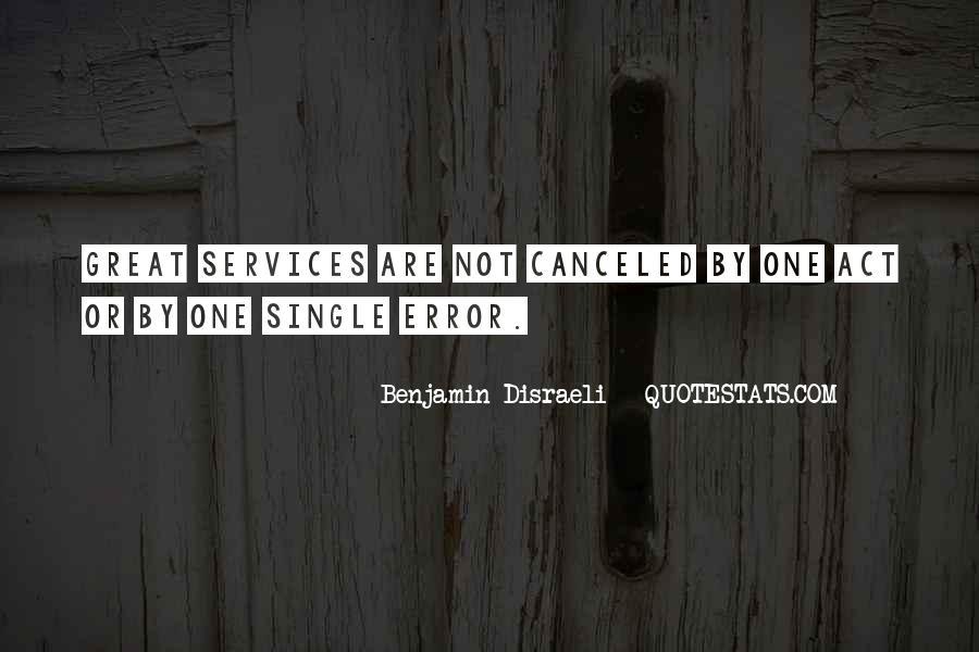 Disraeli Benjamin Quotes #39748