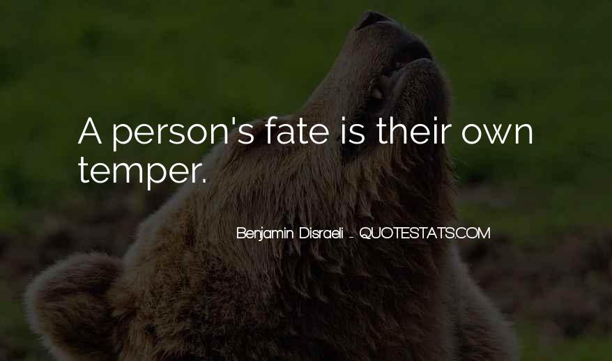 Disraeli Benjamin Quotes #43126