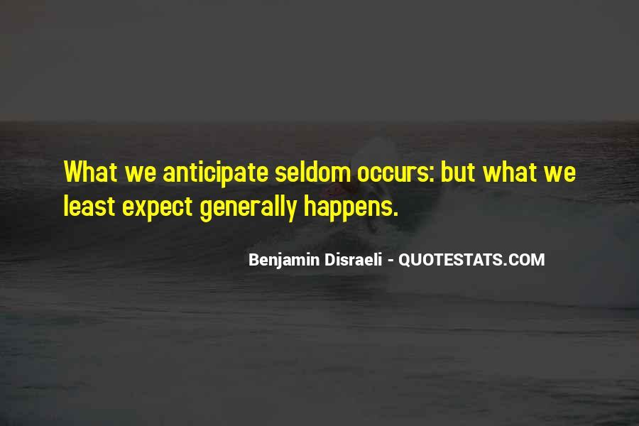 Disraeli Benjamin Quotes #51855