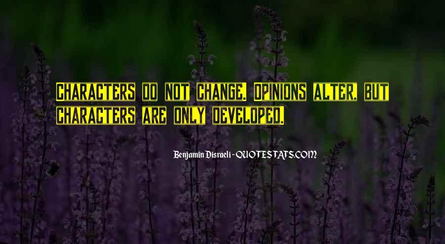 Disraeli Benjamin Quotes #55641
