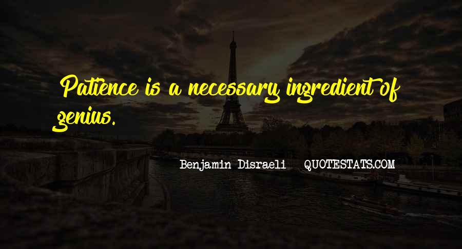 Disraeli Benjamin Quotes #60779