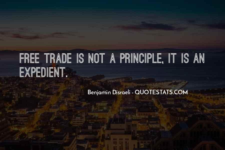 Disraeli Benjamin Quotes #70360