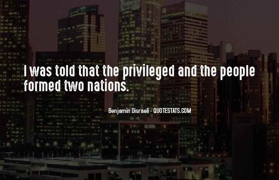 Disraeli Benjamin Quotes #75766