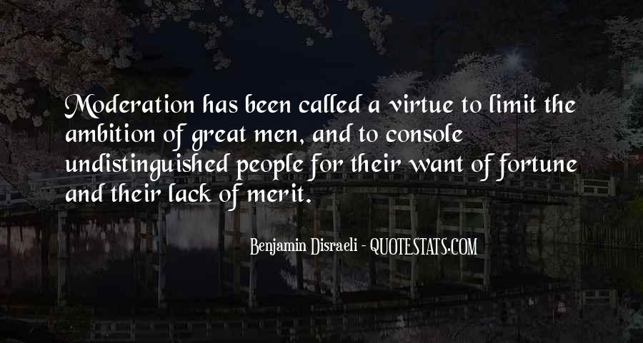 Disraeli Benjamin Quotes #75952