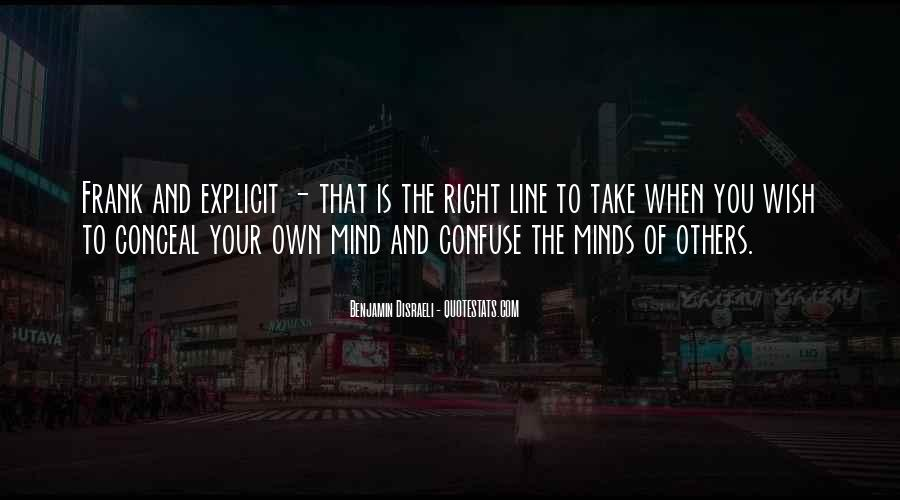 Disraeli Benjamin Quotes #83234