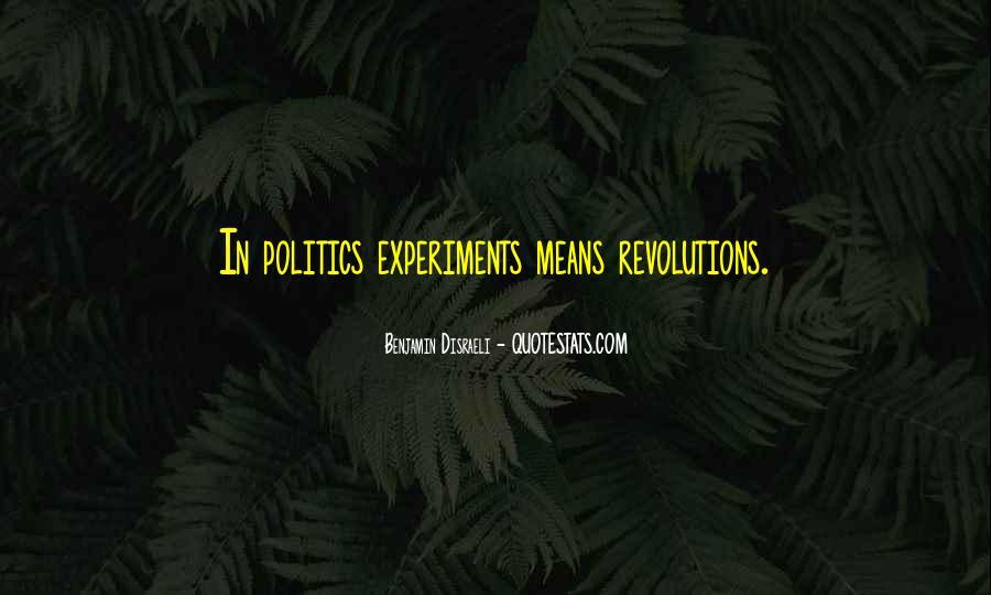 Disraeli Benjamin Quotes #87309