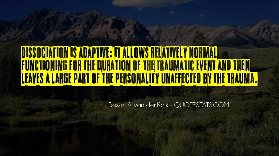 Dissociative Quotes #1012534