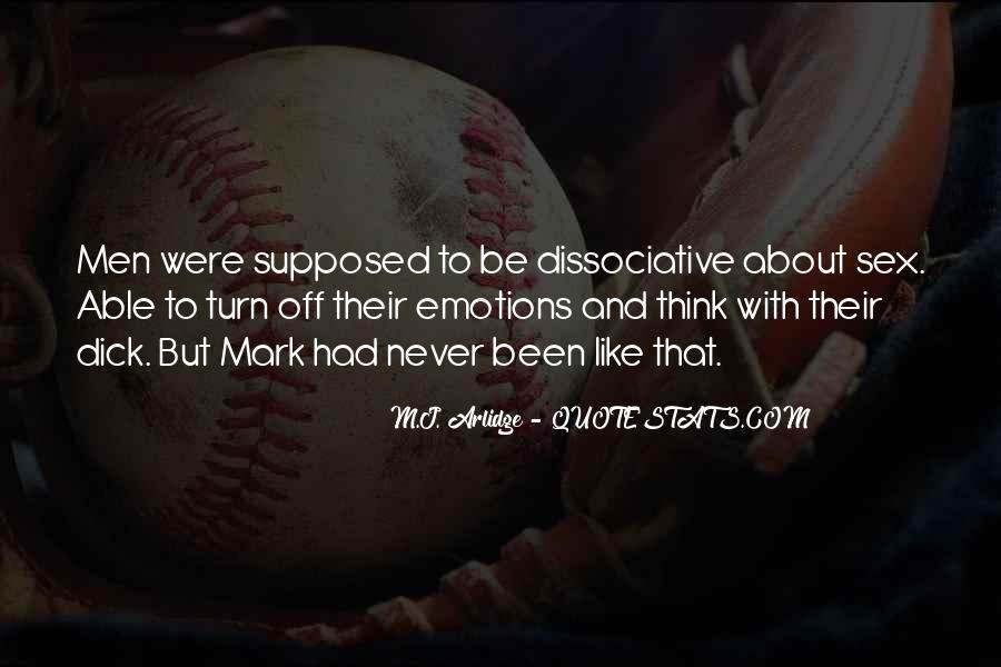 Dissociative Quotes #1208299