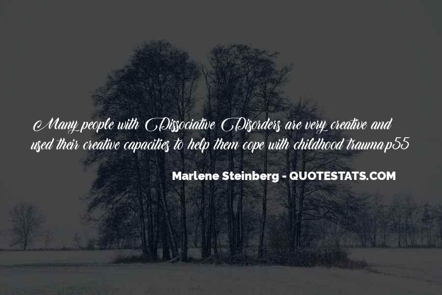 Dissociative Quotes #203409