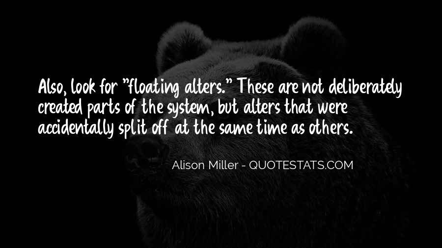 Dissociative Quotes #359275
