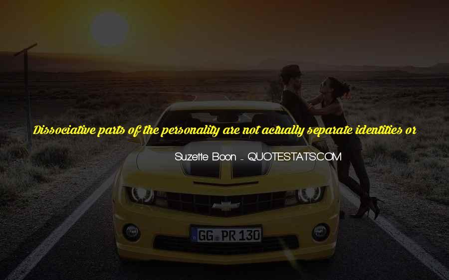 Dissociative Quotes #37624