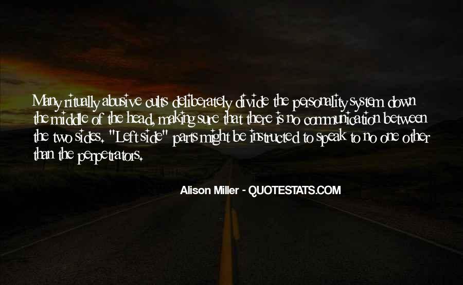 Dissociative Quotes #824167