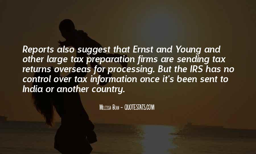 Quotes About Irs #1104808