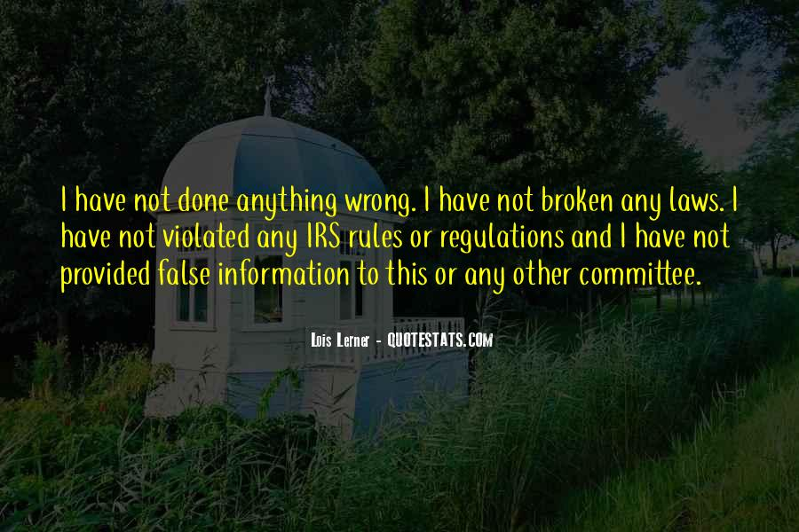 Quotes About Irs #1107125