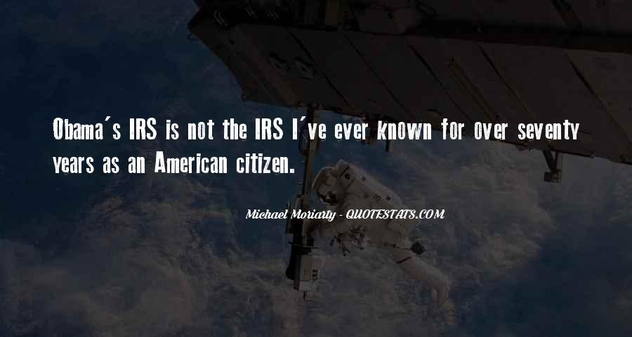 Quotes About Irs #144476