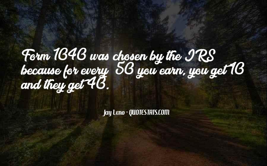 Quotes About Irs #158390