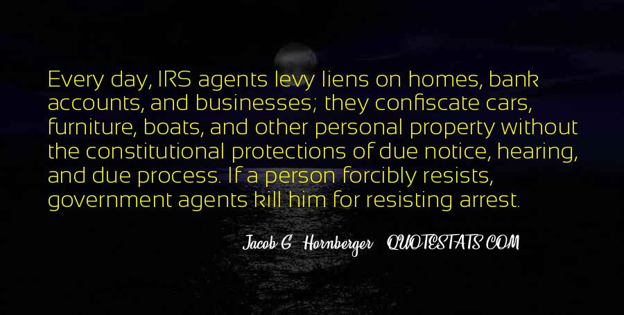 Quotes About Irs #301821