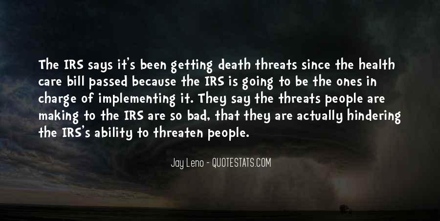 Quotes About Irs #410760