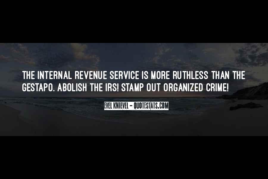 Quotes About Irs #453210