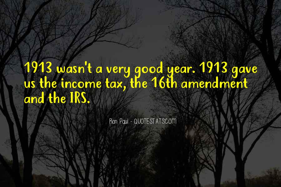 Quotes About Irs #534445
