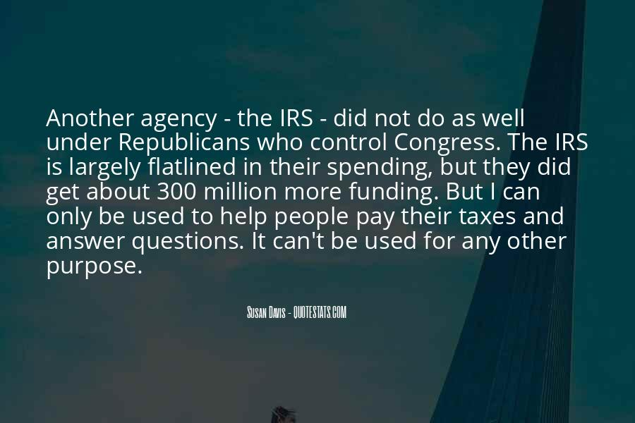 Quotes About Irs #541074