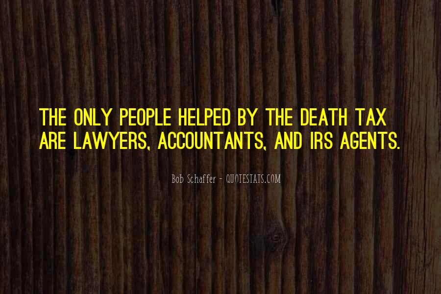 Quotes About Irs #563903