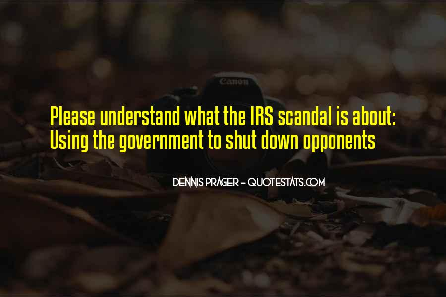 Quotes About Irs #605743