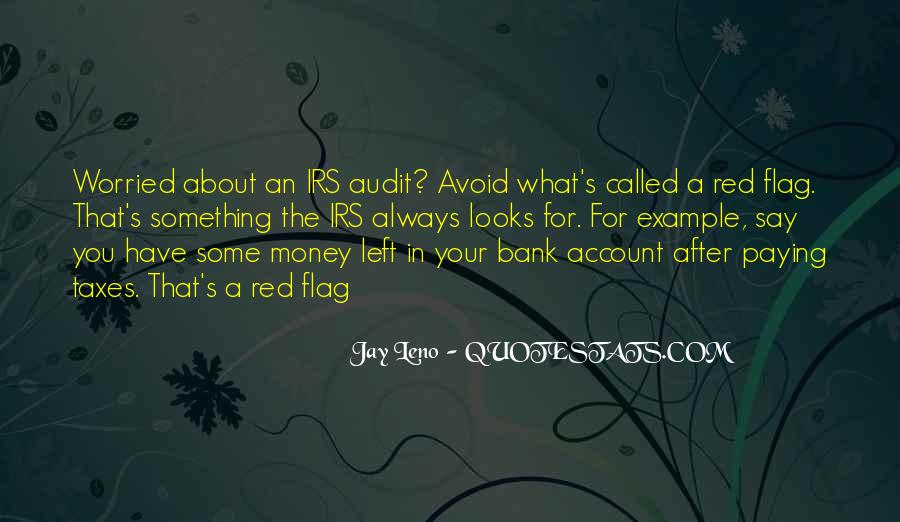 Quotes About Irs #623627