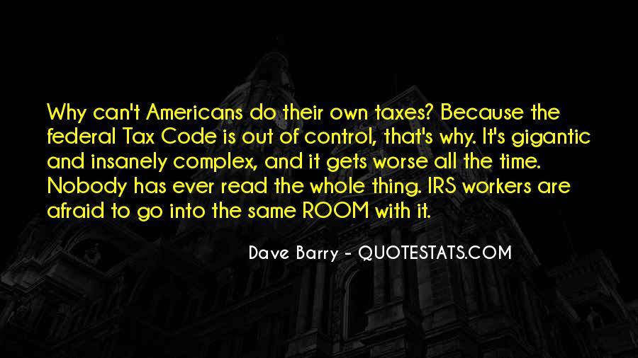 Quotes About Irs #72289