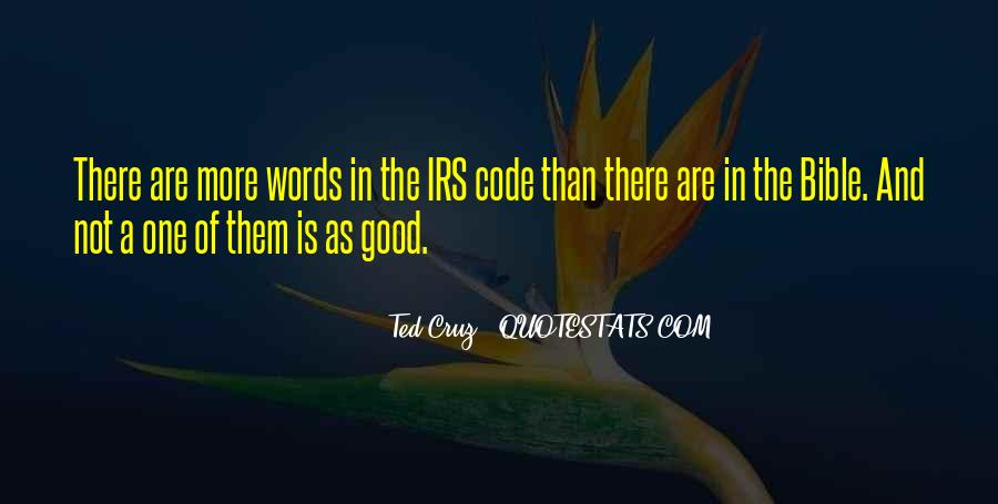 Quotes About Irs #748573