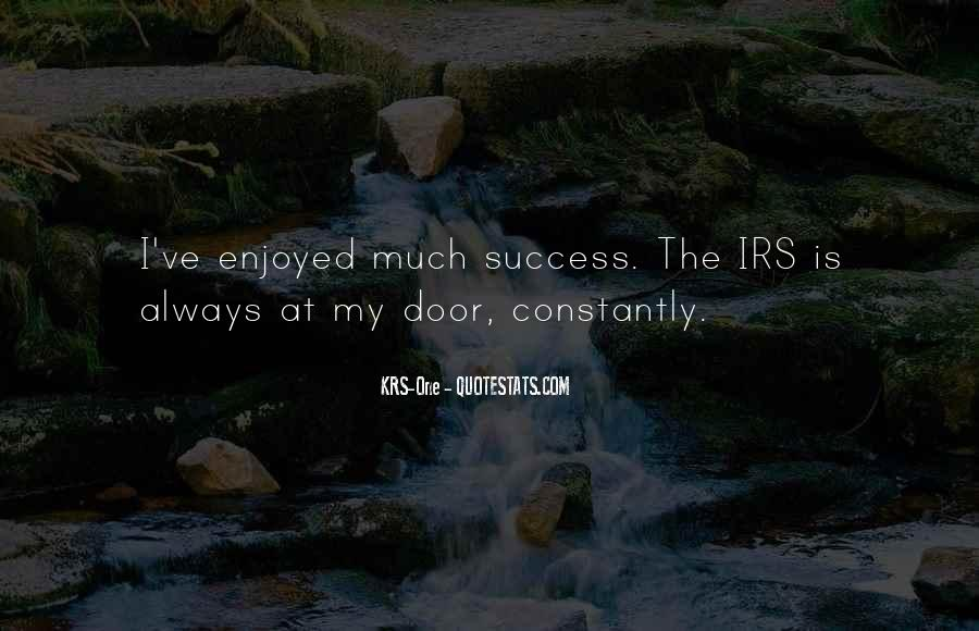 Quotes About Irs #811276