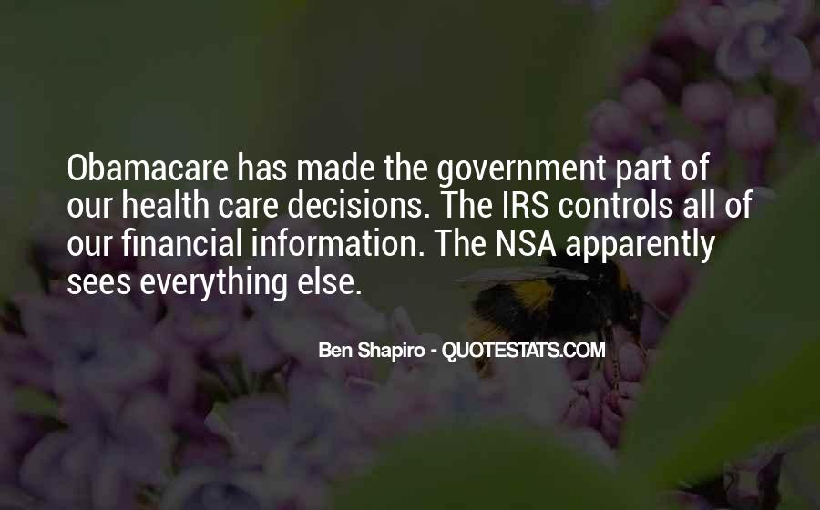 Quotes About Irs #913970